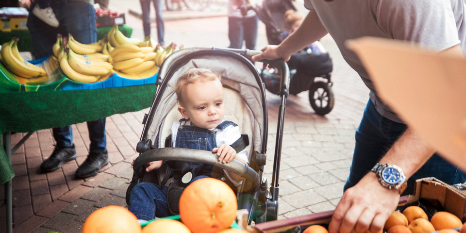 Top six pushchair trends for spring 2020