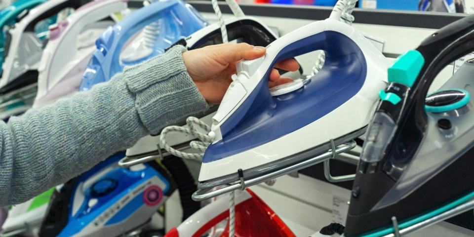 Can Asda and Tesco steam irons take on the big brands?