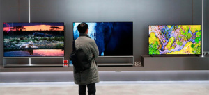 Top five TVs for 2020
