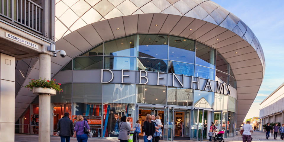 Debenhams in administration: what does it mean for customers?