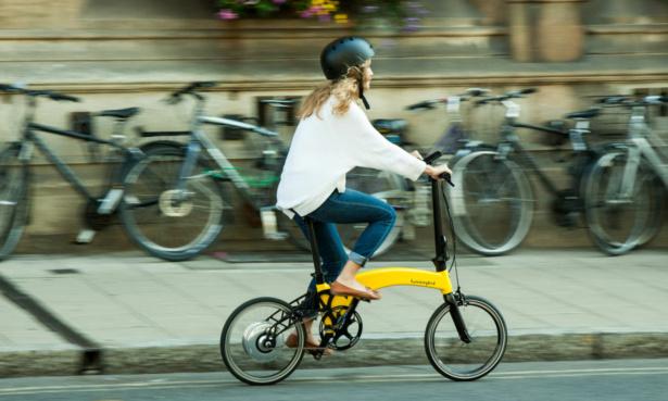 Hummingbird Launches Ultra Light Folding Electric Bike Which News