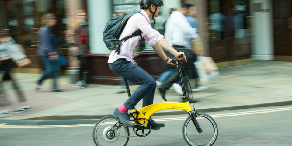 Hummingbird launches ultra-light folding electric bike
