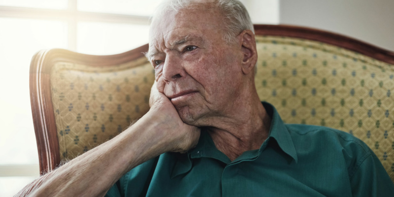 Loneliness is still a problem for older people as lockdown eases