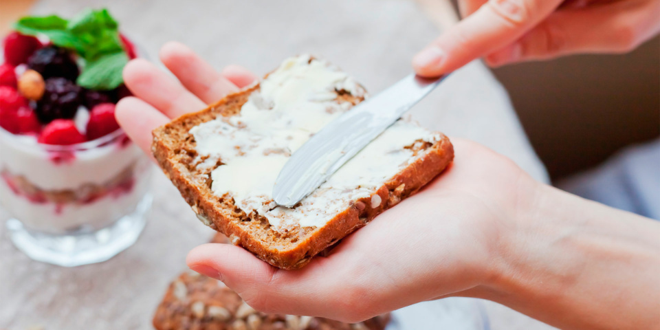 Spreadable butter: if you go lighter, do you lose out on taste?