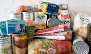 The truth behind supermarket 'stockpiling'
