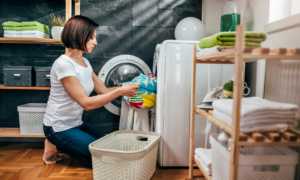 How to wash clothes and kill germs