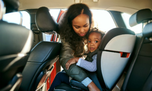 How to shop safely for a baby or child car seat during lockdown