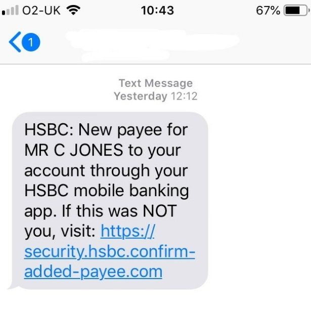 Barclays Scam Text Warning What To Watch Out For Which News