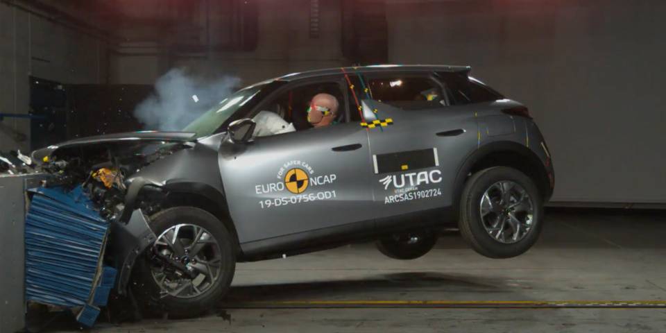 More stringent crash tests launched for 2020