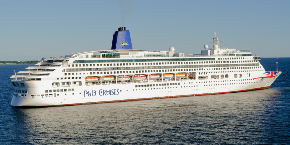 P&O Cruises cancels all sailings until 2021