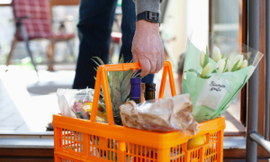 Can you catch coronavirus from a supermarket delivery?