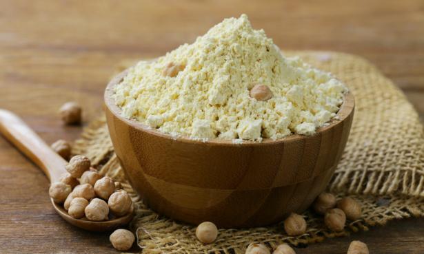 gram or chickpea flour