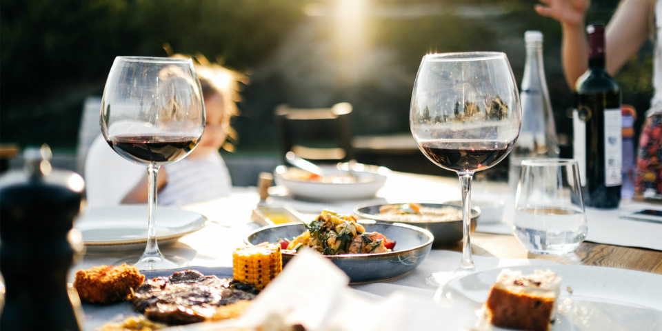 Which wine goes best with your barbecue food?