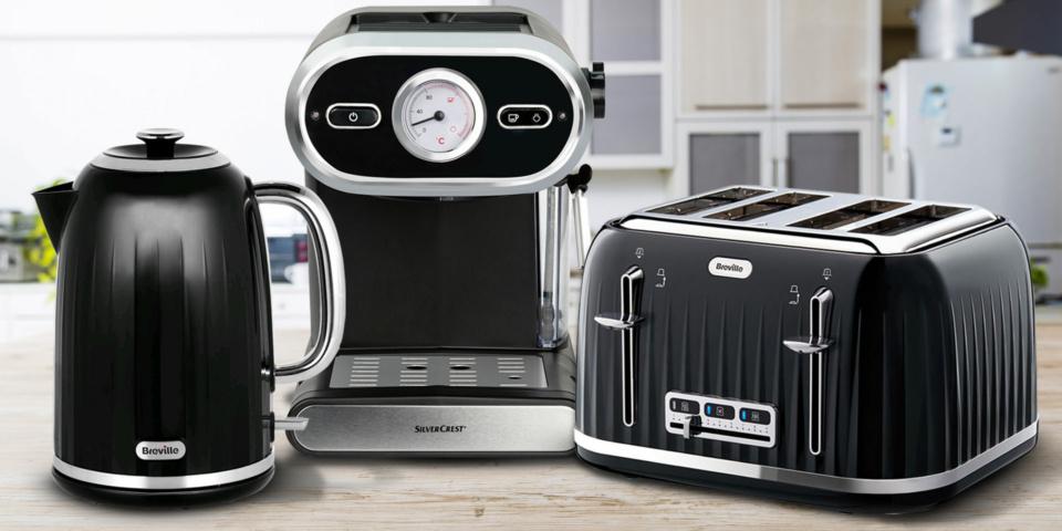 Lidl to sell £50 espresso machine and £15 pasta maker in kitchen gadget bonanza