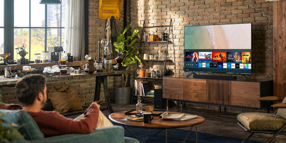 On test: Samsung's cheapest and smallest 4K TV for 2020