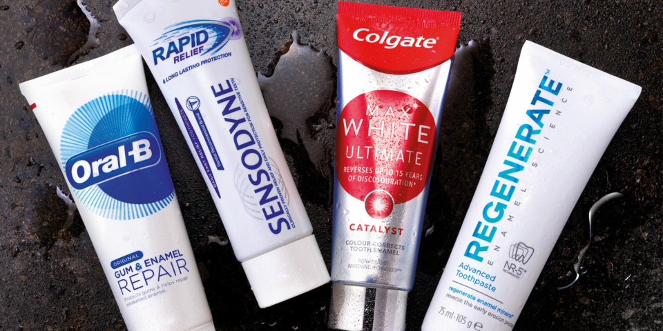 5 surprising toothpaste facts you need to know