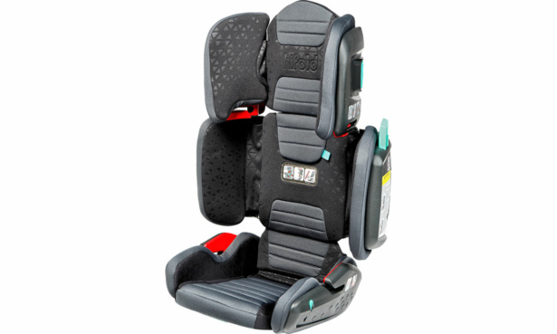 MiFold HiFold Fit and Fold Booster car seat