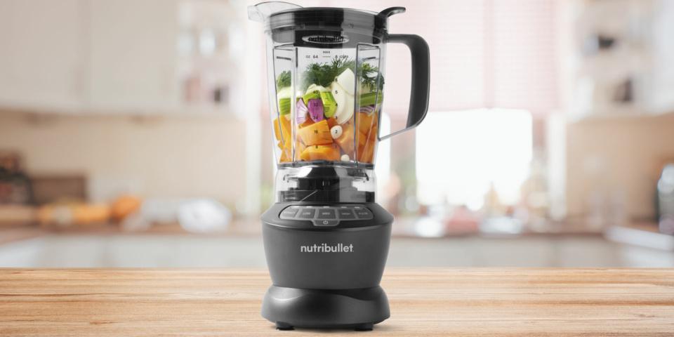NutriBullet Blender: the one for super-sized smoothies?