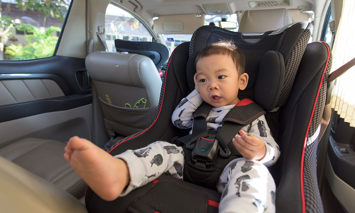 Child car seat laws you need to know