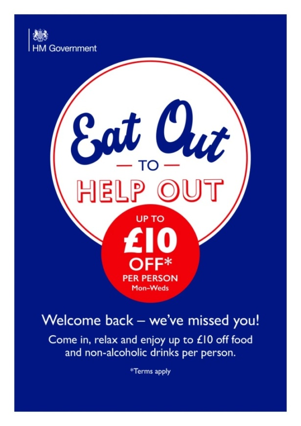 Eat Out to Help Out: restaurants and discount rules – Which? News