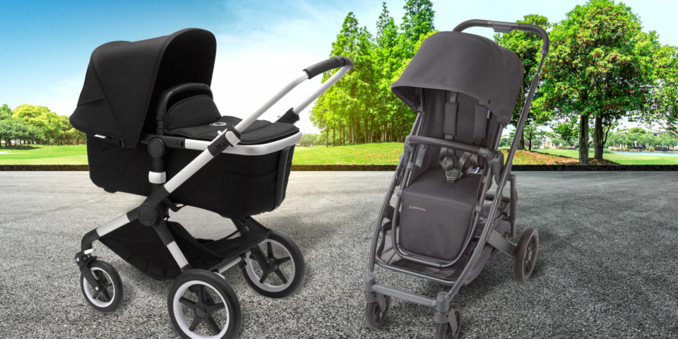 Bugaboo Fox 2 vs Uppababy Cruz V2: which came out top?