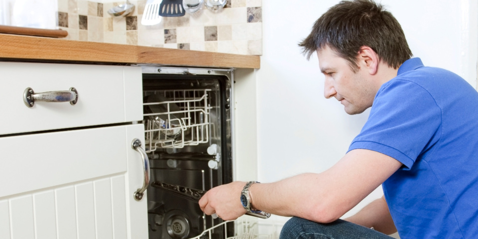How to fix common dishwasher problems yourself
