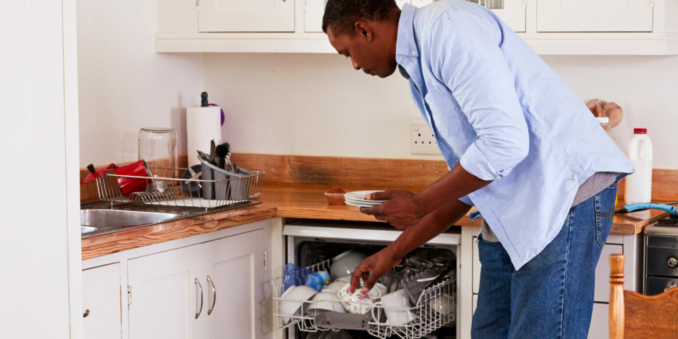 Six ways to take the chore out of doing the dishes