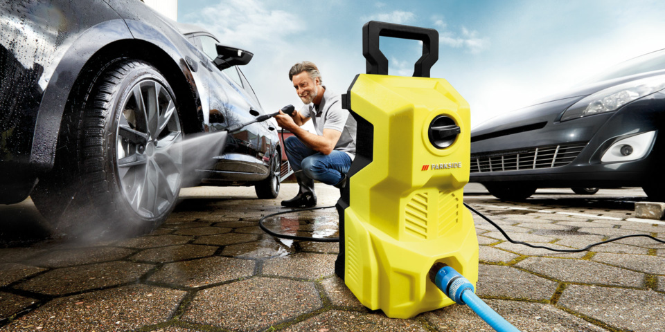 Is Lidl's £39.99 pressure washer a bargain or a dud?