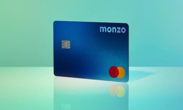 Monzo Plus card