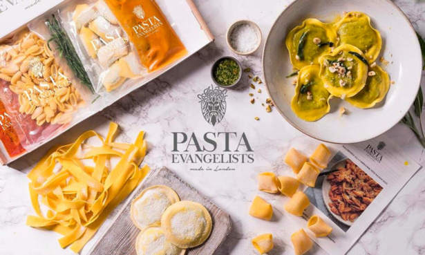 Pasta Evangelists subscription box