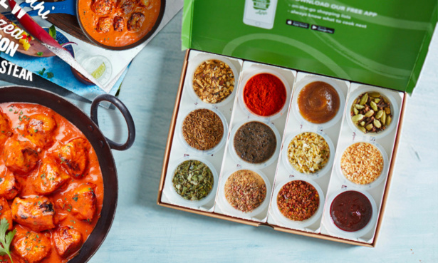 Simply Cook subscription box