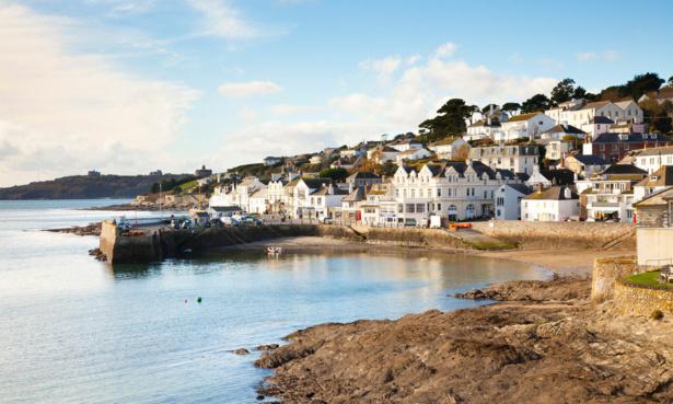 St Mawes, Cornwall