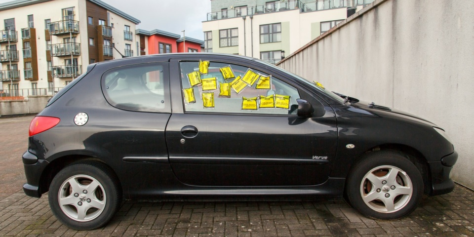 One issued every four seconds: how parking tickets became big business