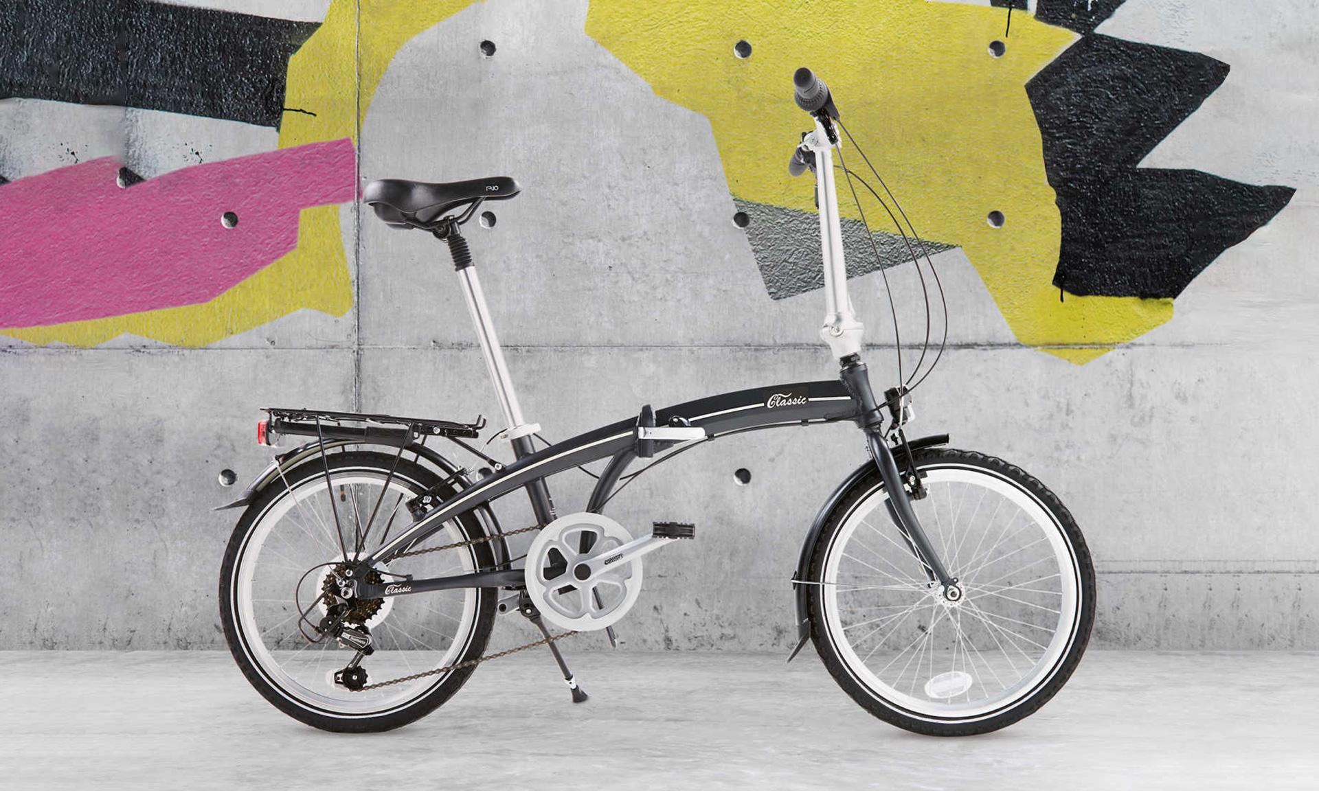 Should You Snap Up Aldi S Cheap Folding Bike