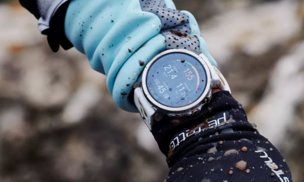 On test: the latest stylish smartwatches for sports
