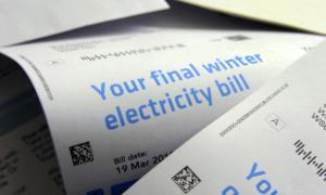 final electricity bill
