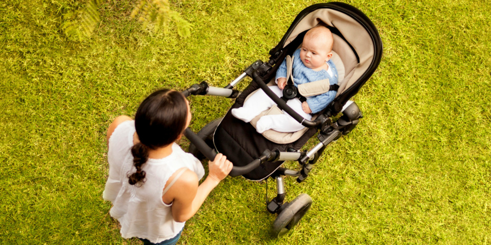 Which strollers and pushchairs are best for long country walks?