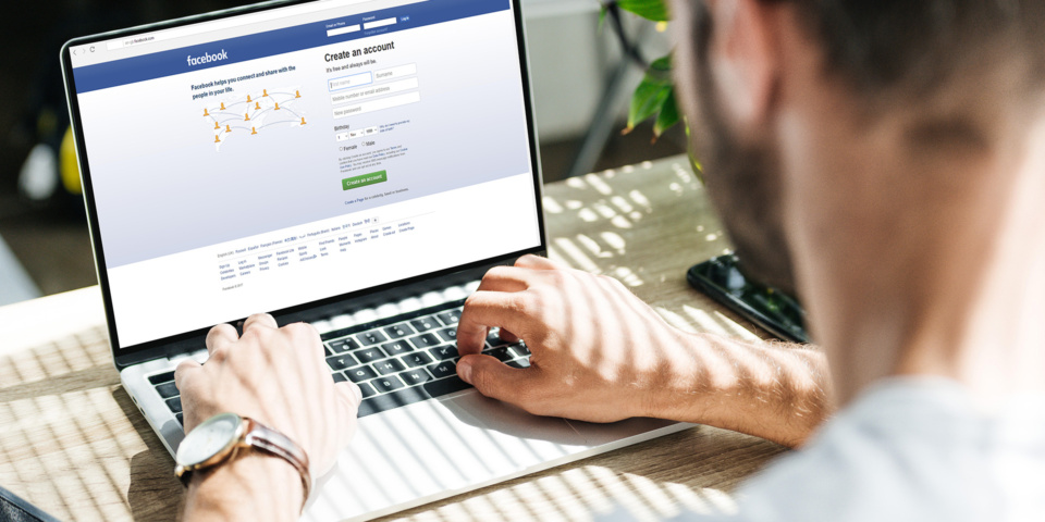 How to control your data on Facebook