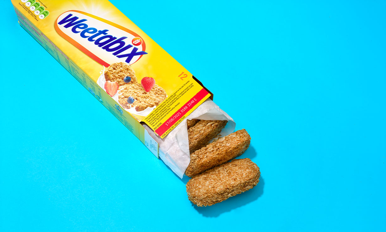 Weetabix package