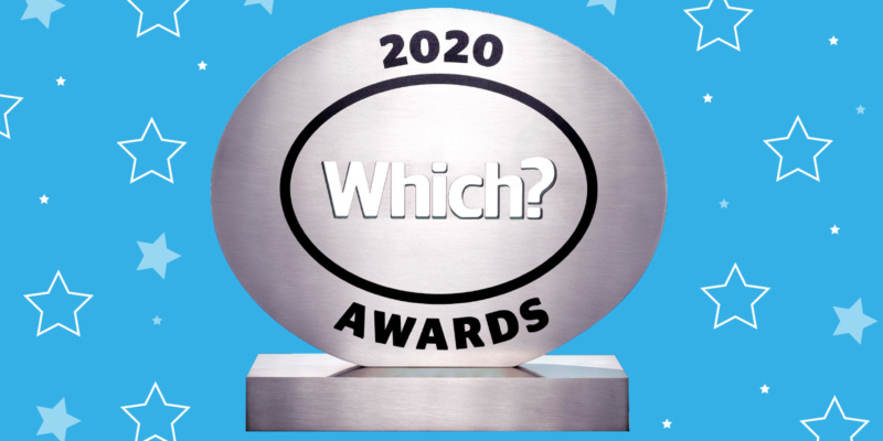 Which? Awards 2020: winning brands announced