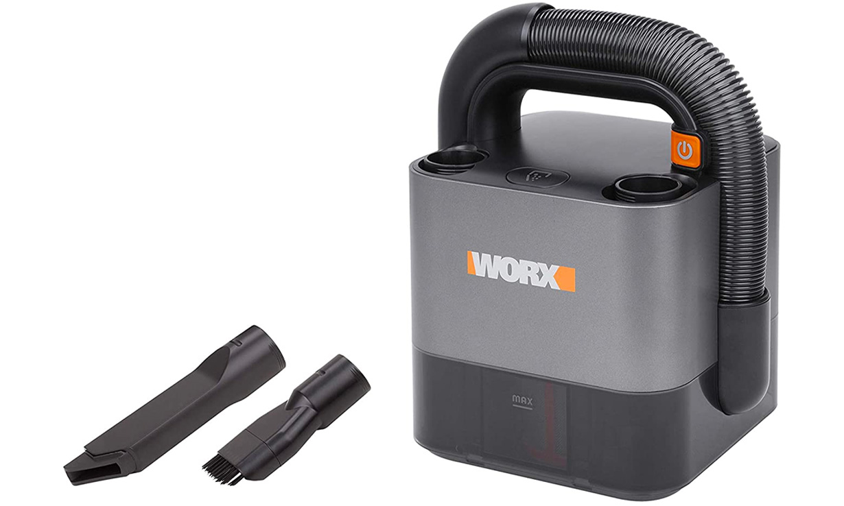 Product photo of the Worx Cube Vac WX030