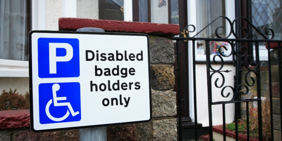 Blue Badge holders urged to check expiry date to avoid a penalty charge