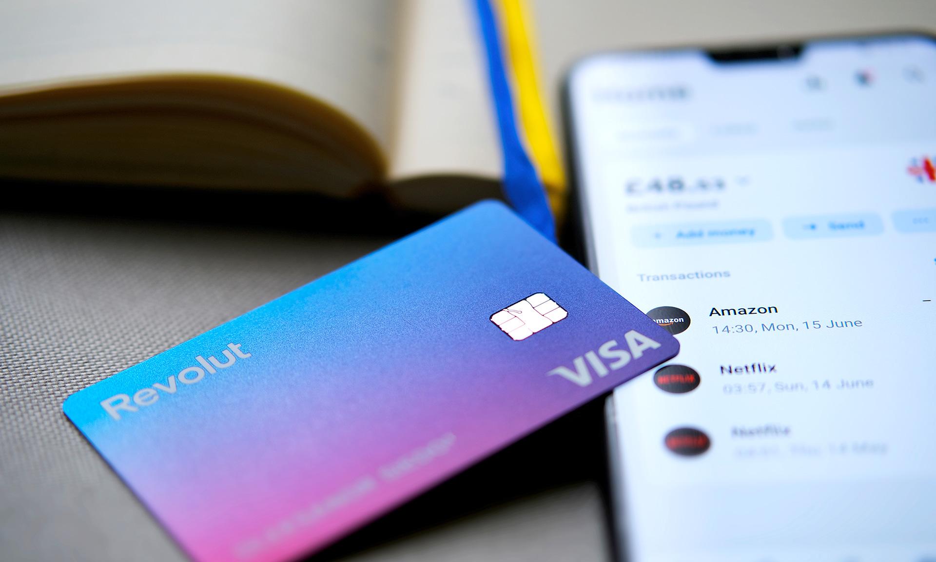 Revolut Portugal cartão grátis abrir conta banco online