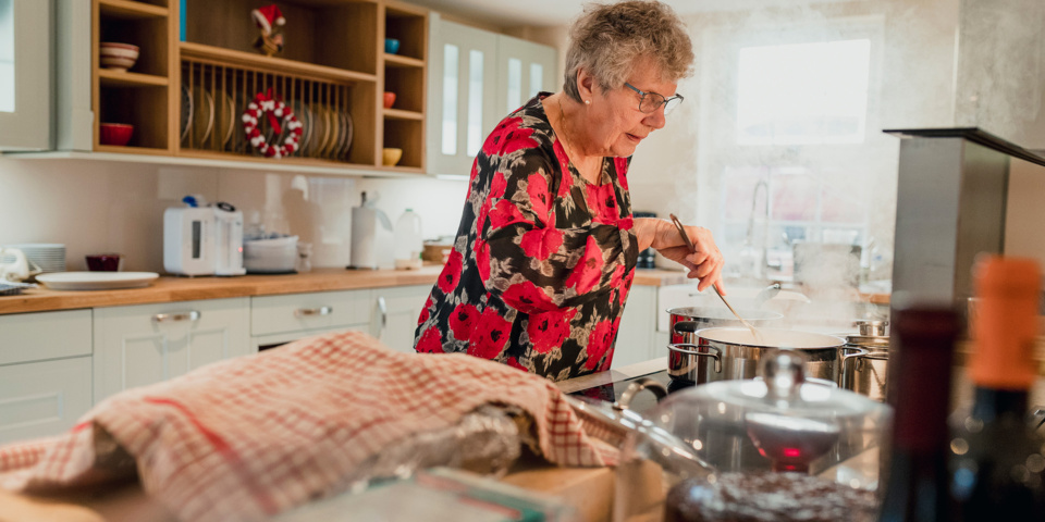 Eight ways to make the home safer for someone with dementia