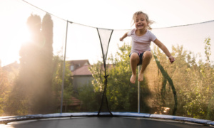 Are you storing your trampoline correctly?