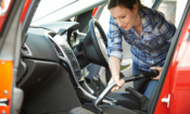 Five tips for cleaning the inside of your car