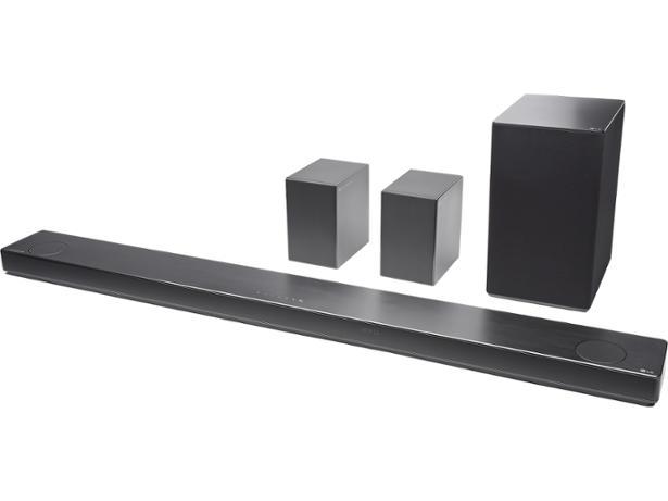 LG SN11RG sound bar