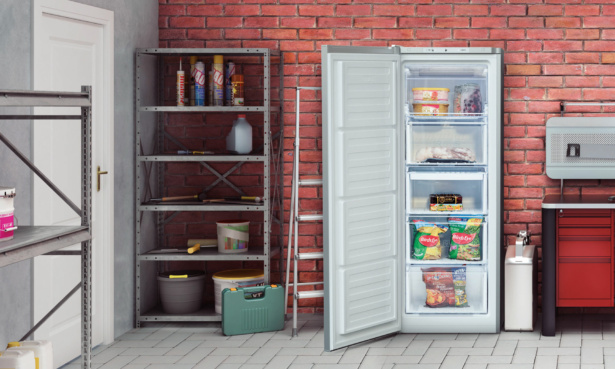 Should you put a freezer in your garage this winter?