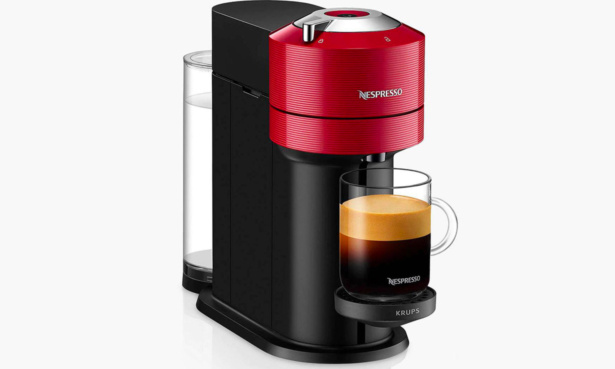 Nespresso Vertuo Next Black Friday coffee machine