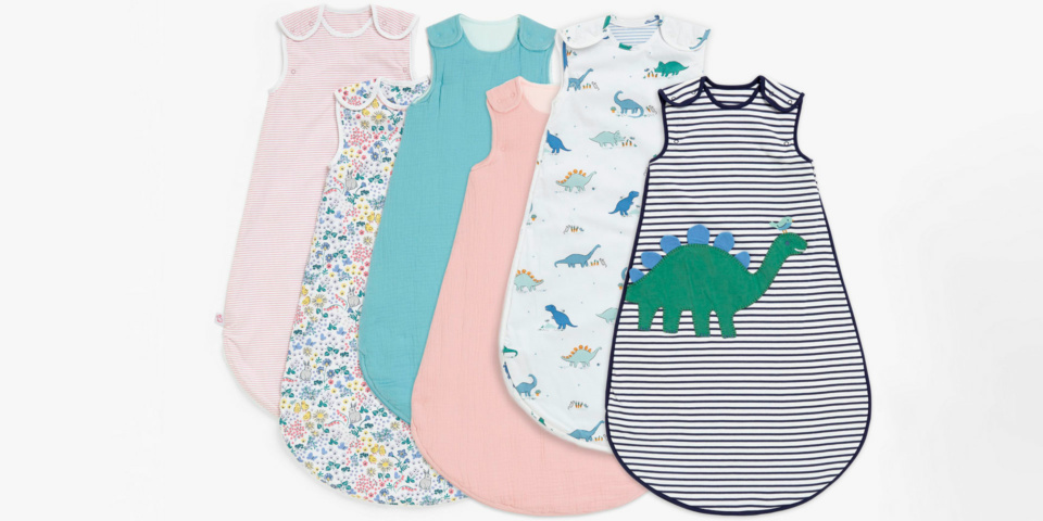 Safety alert: John Lewis recalls own-brand baby sleeping bags
